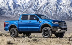 Ford Ranger FX4 Off Road Ford Performance Parts Level 1 (NA) '2020